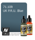 Vallejo Model Air: UK P.R.U. Blue (17ml)