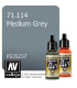 Vallejo Model Air: Medium Grey (17ml)