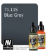 Vallejo Model Air: Blue Grey (17ml)