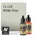 Vallejo Model Air: White Grey (17ml)