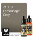 Vallejo Model Air: Camouflage Grey (17ml)