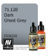 Vallejo Model Air: Dark Ghost Grey (17ml)