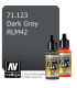 Vallejo Model Air: Dark Grey (17ml)