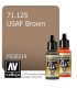 Vallejo Model Air: USAF Brown (17ml)