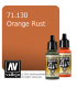 Vallejo Model Air: Orange Rust (17ml)
