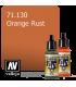 Vallejo Model Air: Orange Rust (17ml)