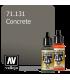 Vallejo Model Air: Concrete (17ml)