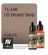 Vallejo Model Air: US Desert Sand (17ml)