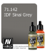 Vallejo Model Air: IDF Sinai Grey (17ml)