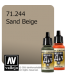 Vallejo Model Air: Sand Beige (17ml)