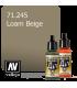 Vallejo Model Air: Loam Beige (17ml)
