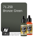 Vallejo Model Air: Bronze Green (17ml)