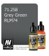 Vallejo Model Air: Grey Green RLM74 (17ml)