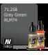 Vallejo Model Air: Grey Green RLM74 (17ml)