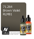 Vallejo Model Air: Brown Violet RLM81 (17ml)