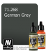 Vallejo Model Air: German Grey (17ml)