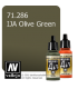 Vallejo Model Air: IJA Olive Green (17ml)