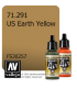 Vallejo Model Air: US Earth Yellow (17ml)