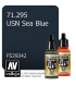 Vallejo Model Air: USN Sea Blue (17ml)