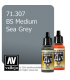 Vallejo Model Air: BS Medium Sea Grey (17ml)