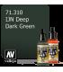 Vallejo Model Air: IJN Deep Dark Green (17ml)