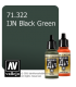 Vallejo Model Air: IJN Black Green (17ml)