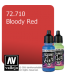 Vallejo Game Air: Bloody Red (17ml)