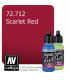 Vallejo Game Air: Scarlet Red (17ml)