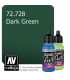 Vallejo Game Air: Dark Green (17ml)