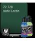 Vallejo Game Air: Dark Green (17ml)