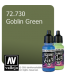 Vallejo Game Air: Goblin Green (17ml)
