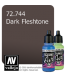 Vallejo Game Air: Dark Fleshtone (17ml)