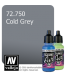 Vallejo Game Air: Cold Grey (17ml)
