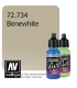Vallejo Game Air: Bonewhite (17ml)