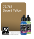 Vallejo Game Air: Desert Yellow (17ml)