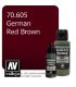 Vallejo Surface Primer: German Red Brown (17ml)