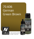 Vallejo Surface Primer: German Green Brown (17ml)