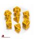 Pathfinder: Skull & Shackles Polyhedral Dice Set (7)