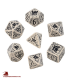Pathfinder: Council of Thieves Polyhedral Dice Set (7)
