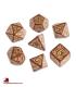 Pathfinder: Giantslayer Polyhedral Dice Set (7)