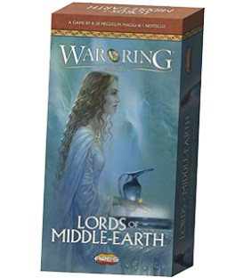 War of the Ring: (Expansion) Lords of Middle Earth