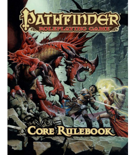Pathfinder RPG: Core Rulebook (Hardcover Edition)
