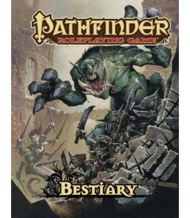 Pathfinder RPG: Bestiary 1 (Hardcover Edition)