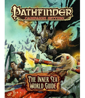 Pathfinder RPG: (Campaign) Inner Sea World Guide (Hardcover)