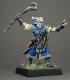 Pathfinder: Ezren, Iconic Male Human Wizard (painted by Derek Schubert)