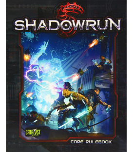 Shadowrun RPG 5th Edition: Core Rulebook