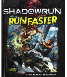 Shadowrun RPG 5th Edition: Run Faster