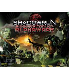 Shadowrun RPG 5th Edition: Runner's Toolkit - Alphaware