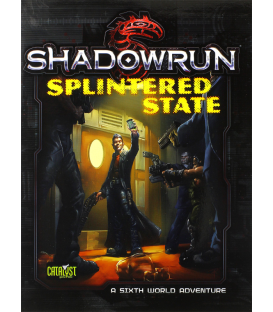 Shadowrun RPG 5th Edition: Splintered State