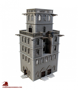 Gothic City: North Point Tower